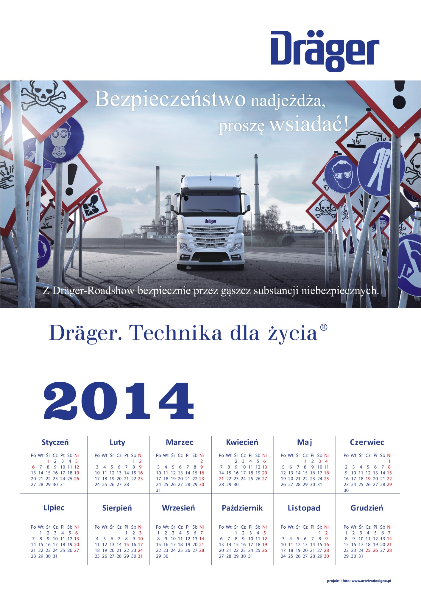 kalendarz DRAGER1